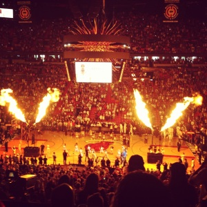 Miami Heat Game
